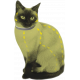 Natürliches Floh- und Zeckenhalsband für Katzen