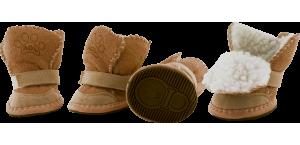 Chaussures d'Hiver en Coton pour Chien